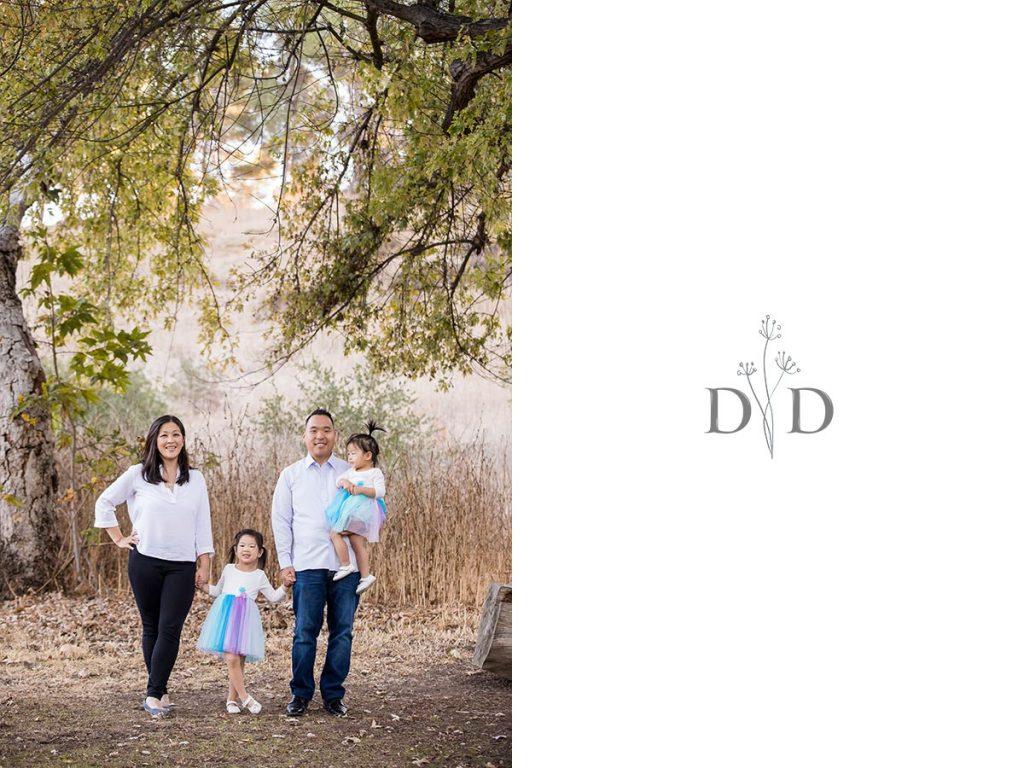 San Dimas Family Photography Bonelli Park