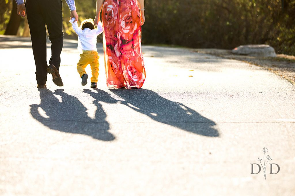 Family Photography with toddler