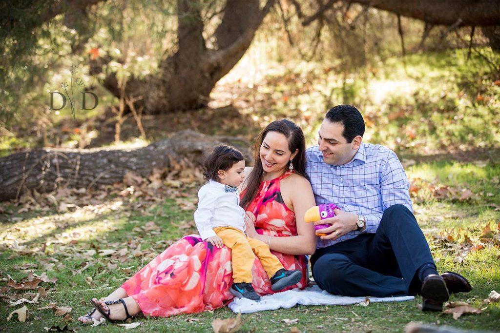 Family Photo San Dimas