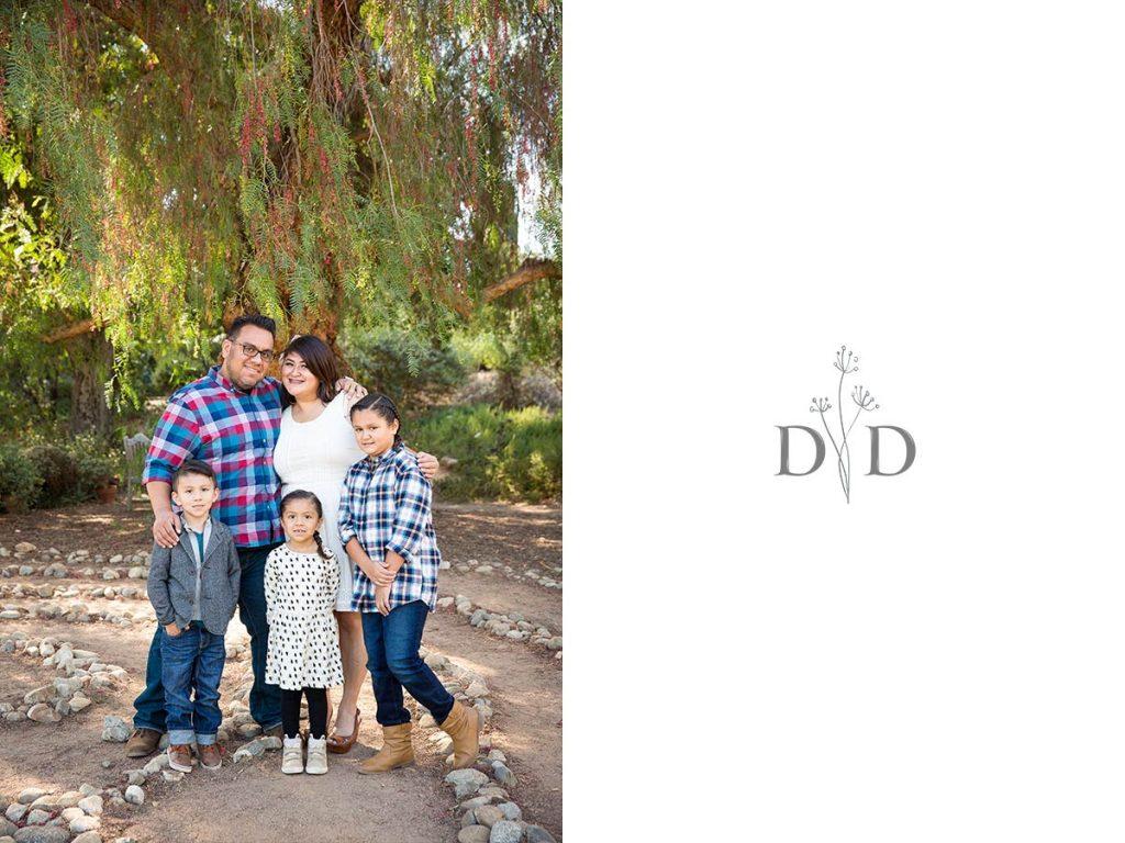 Arlington Garden Pasadena Family Photography