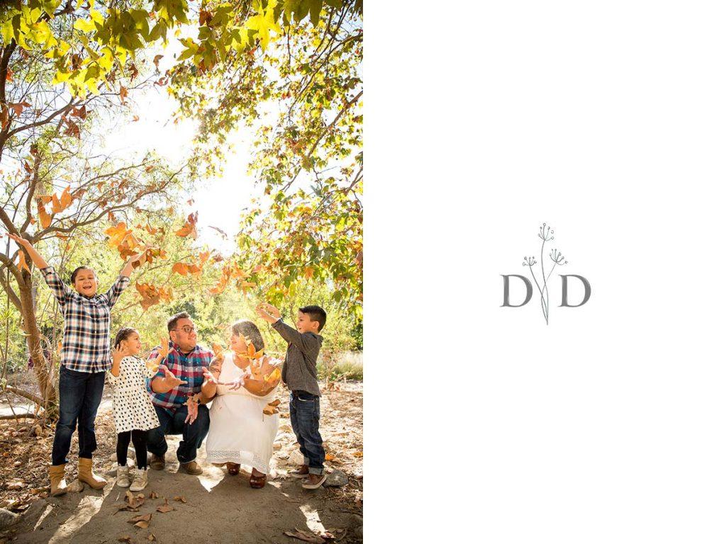 Pasadena Family Photo