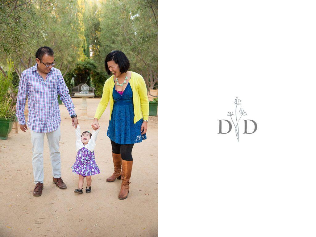 Arlington Garden Family Photography