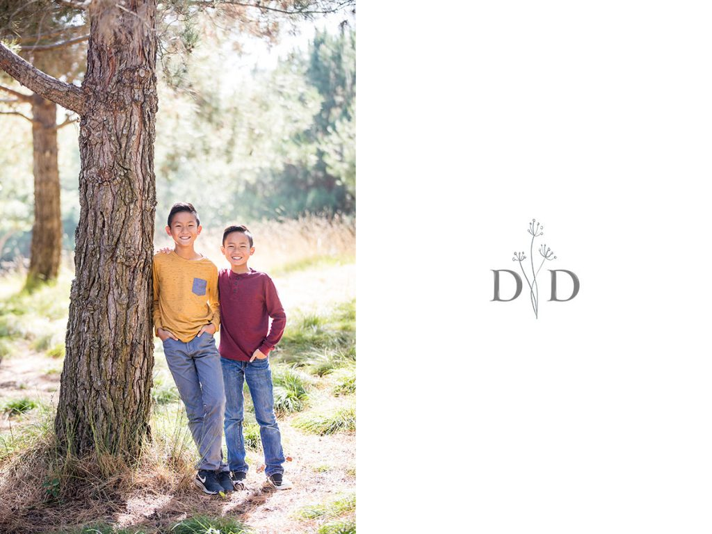 Family Photos of Brothers, Irvine