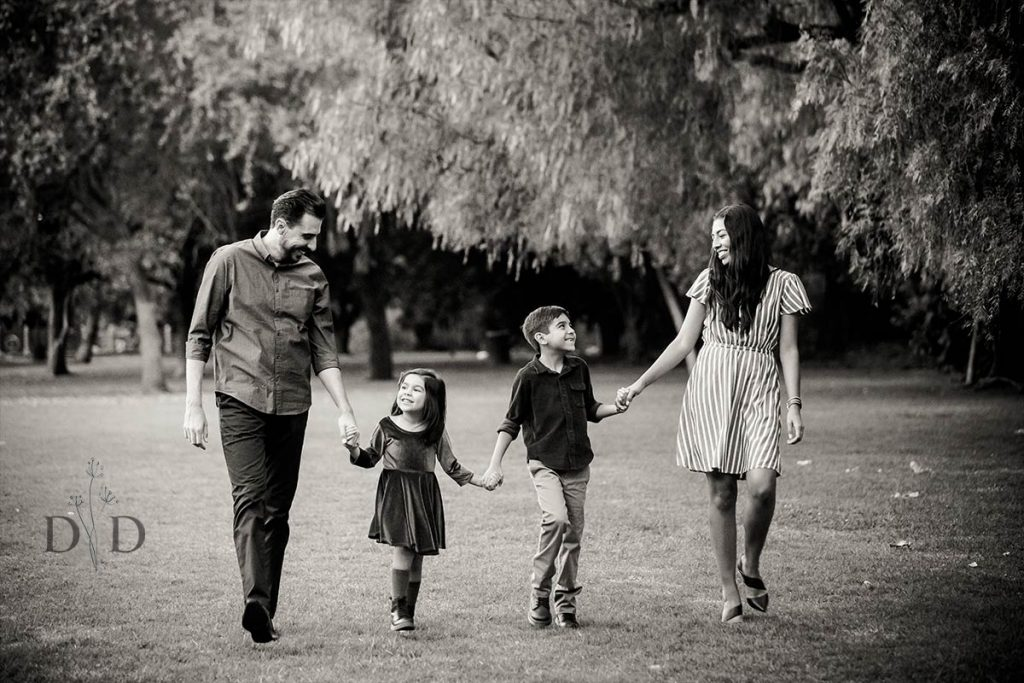 Higginbotham Park Family Photos