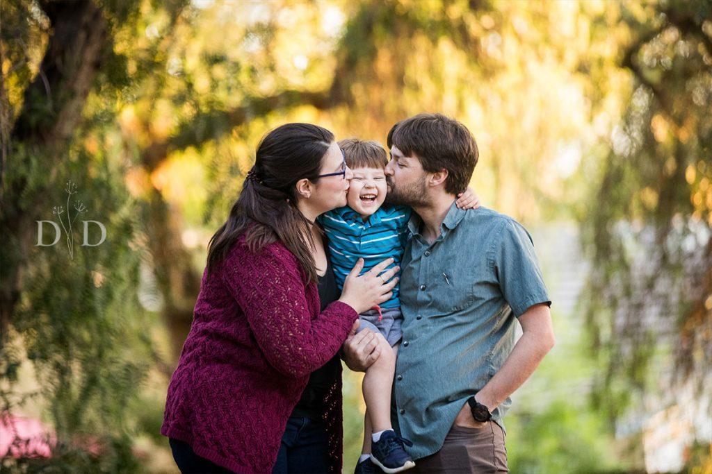 Higginbotham Park Family Photography Claremont