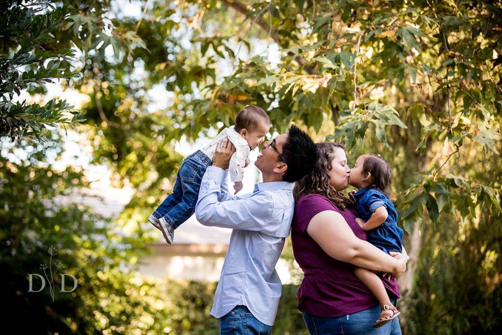 Higginbotham Park Family Photography
