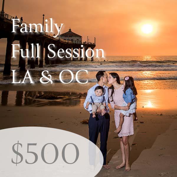 Full Session LA OC Price