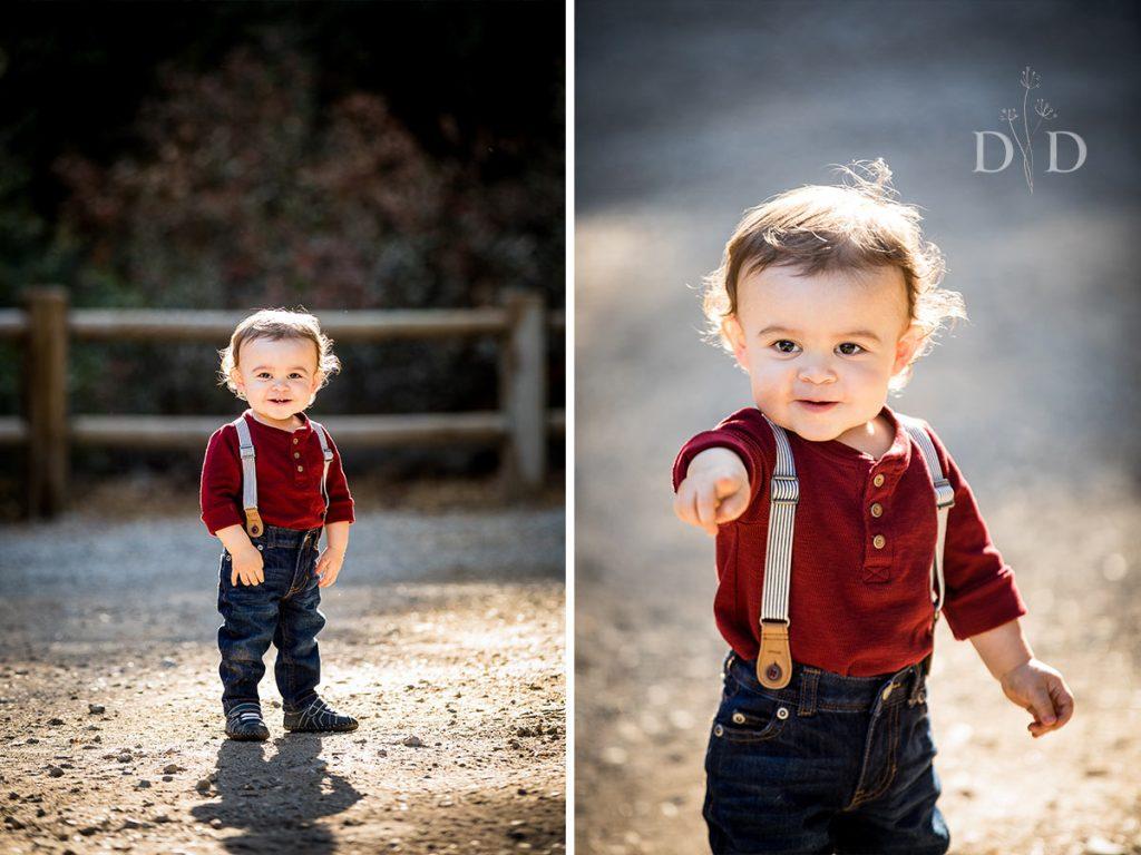 Toddler Son Family Photos