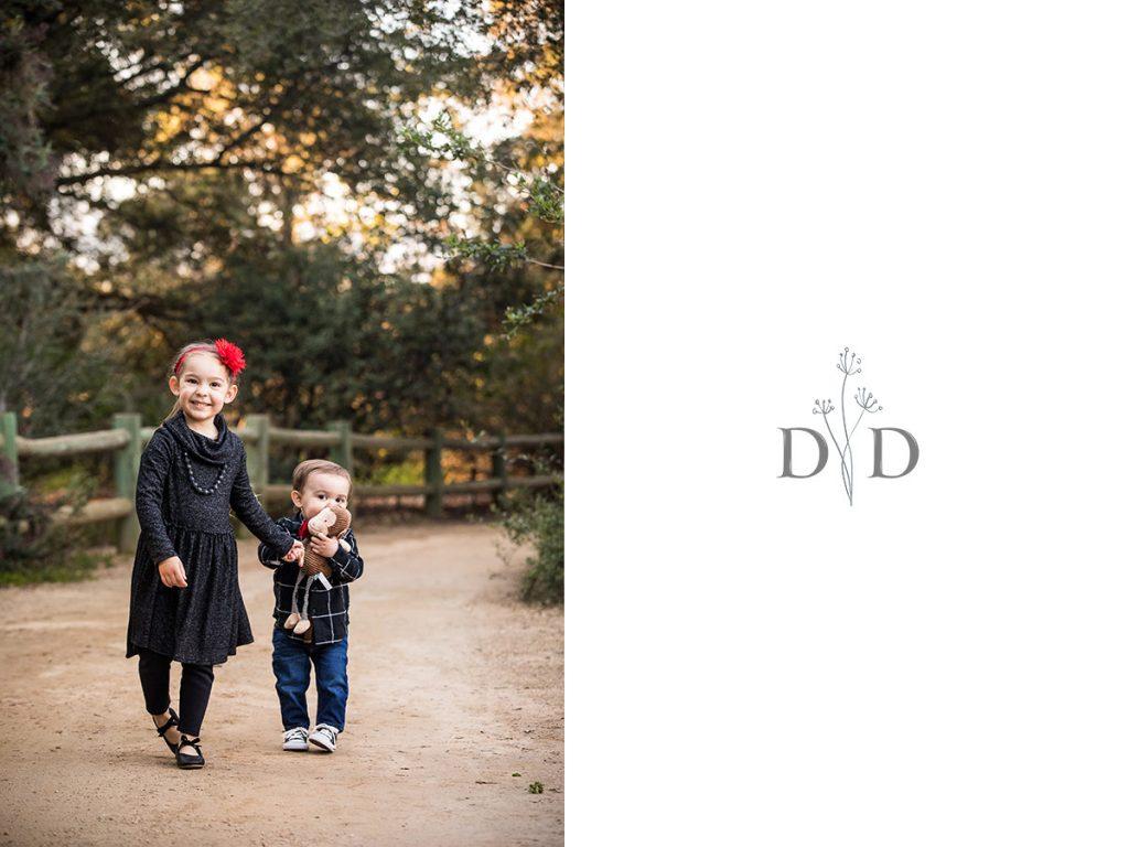 Grandchildren Family Photo