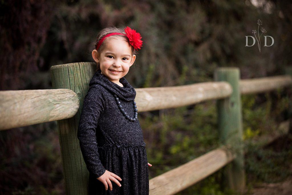 Claremont Child Portrait