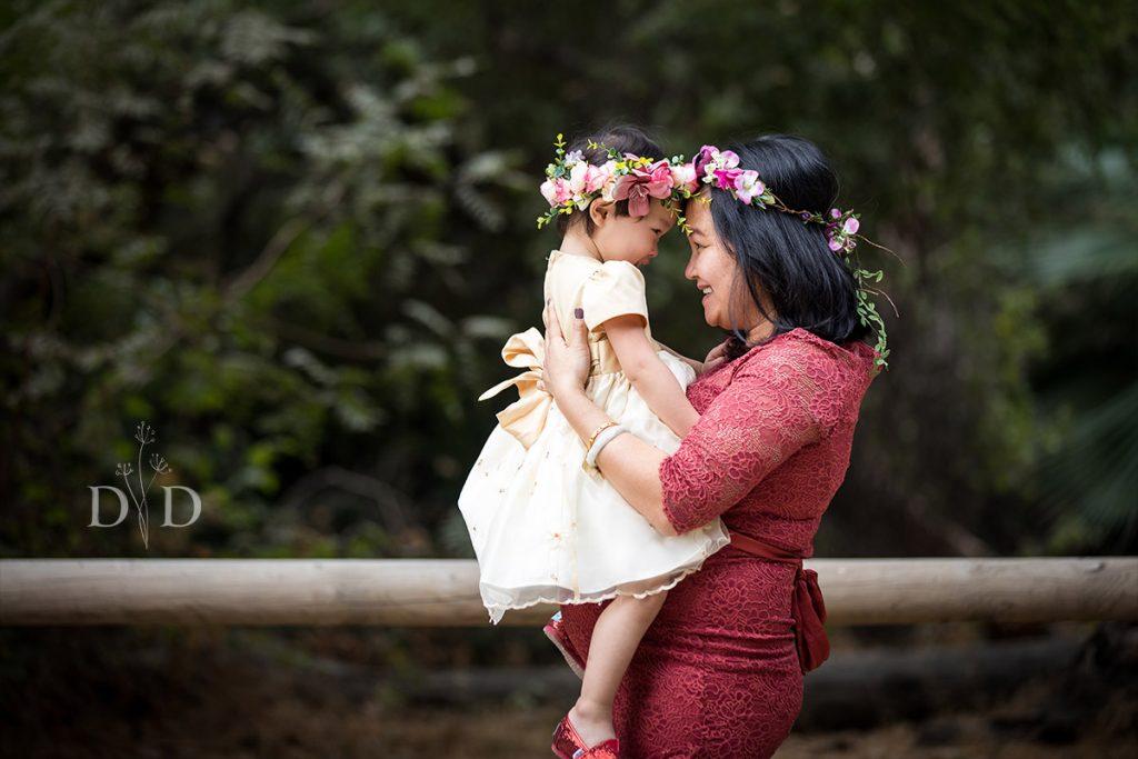 Mother Daughter Family Photos