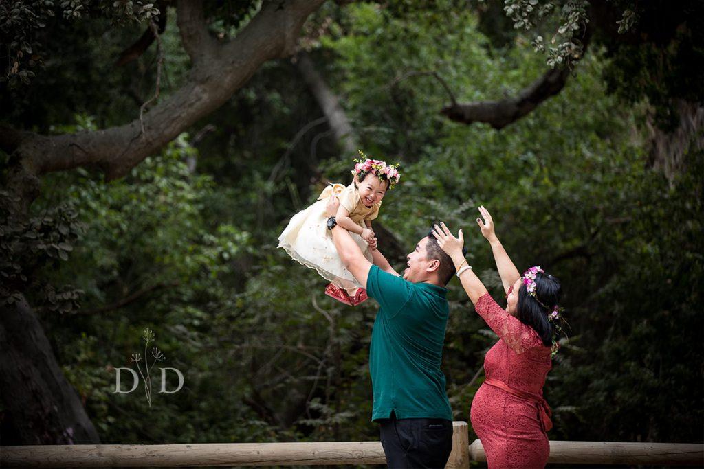 Walnut Creek Park Maternity Photos