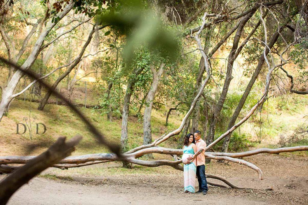 San Dimas Maternity Photography Log