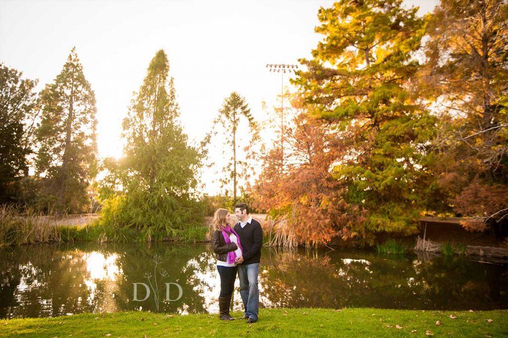 CSUF Arboretum Maternity Photos