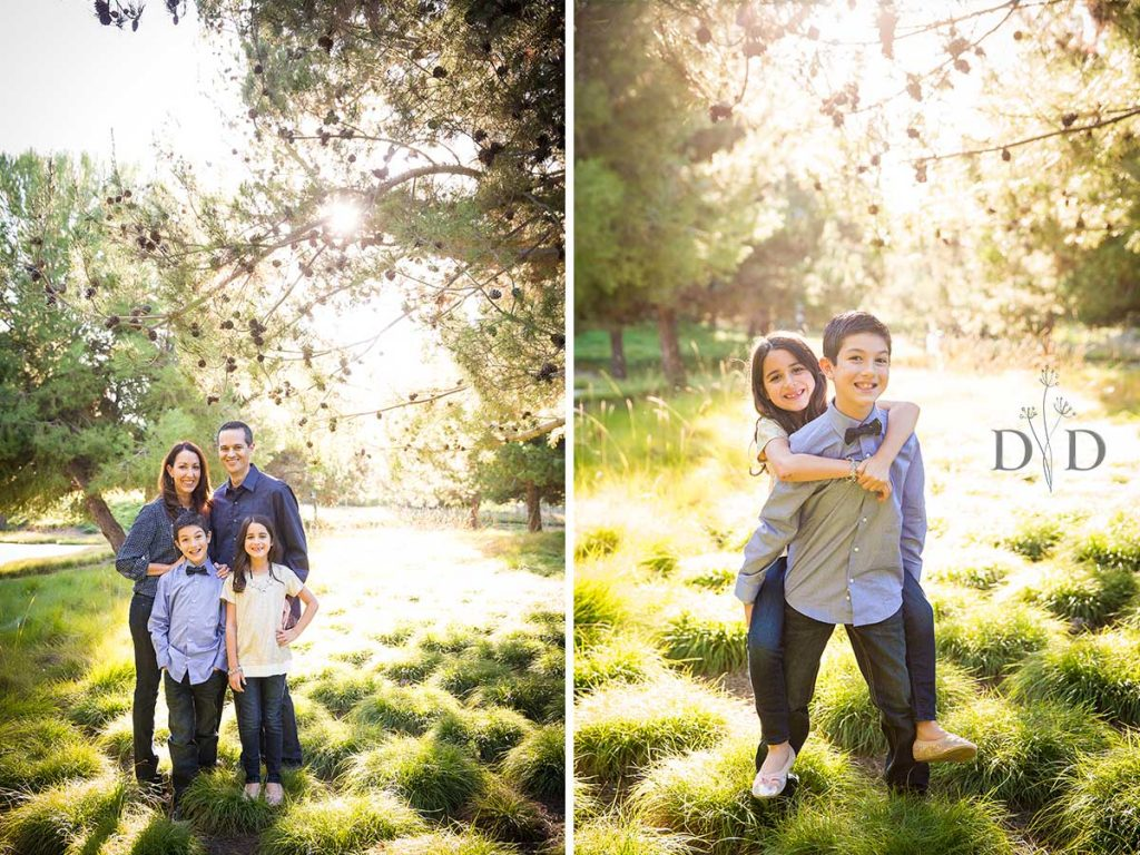 Irvine Family Photography