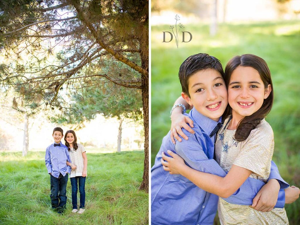 Brother and Sister Family Photography