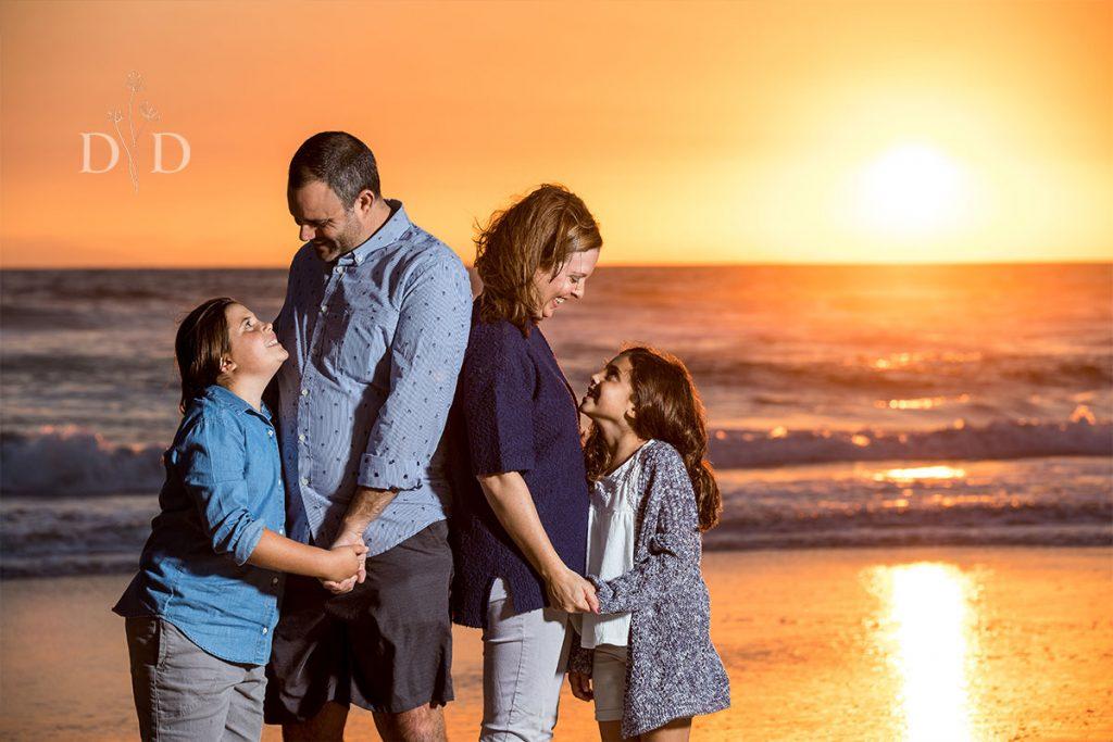 Huntington Beach Family Photos