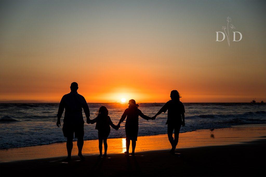 Huntington Beach Family Photography