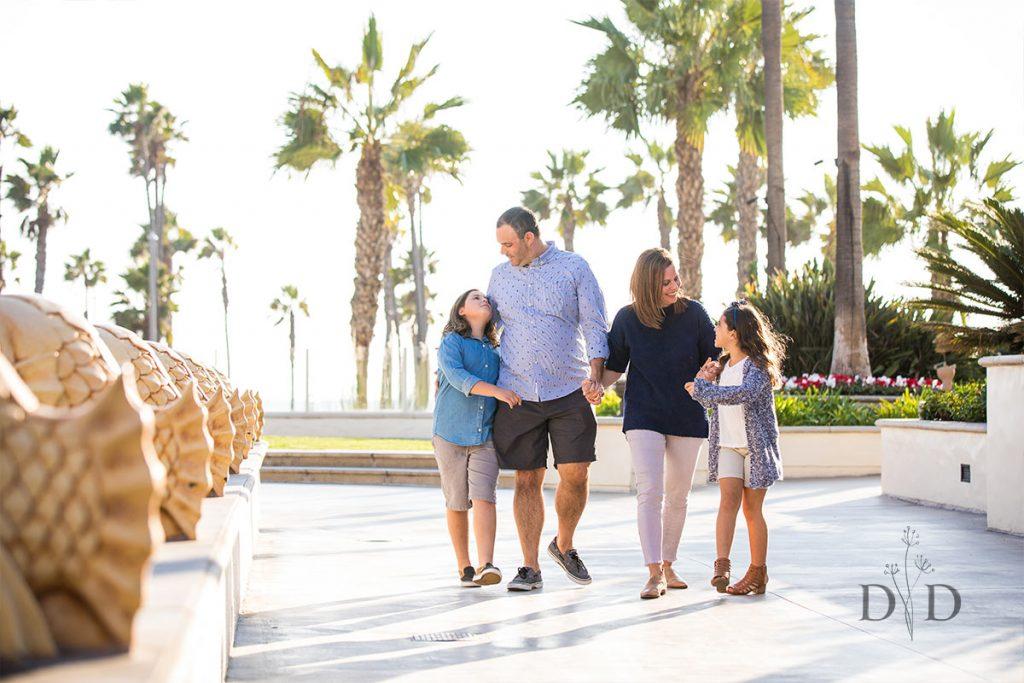 Huntington Hyatt Family Photography