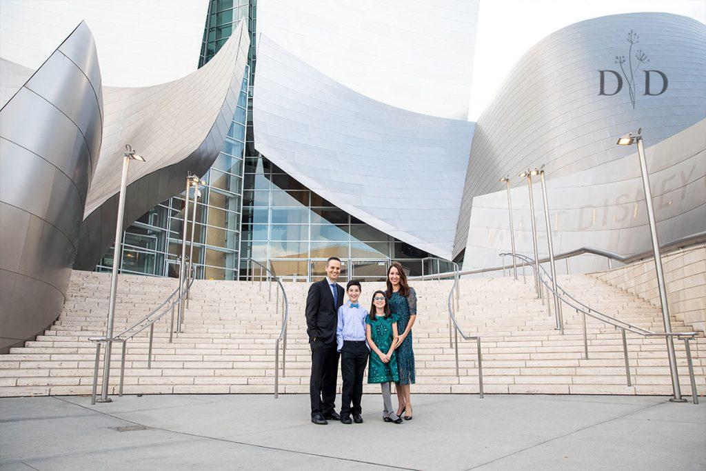 Walt Disney Concert Hall Family Photos Front Entrance