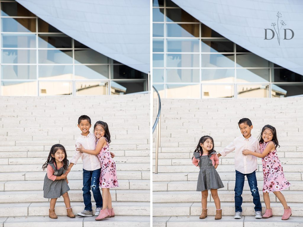 WDCH Front Steps Family Photography