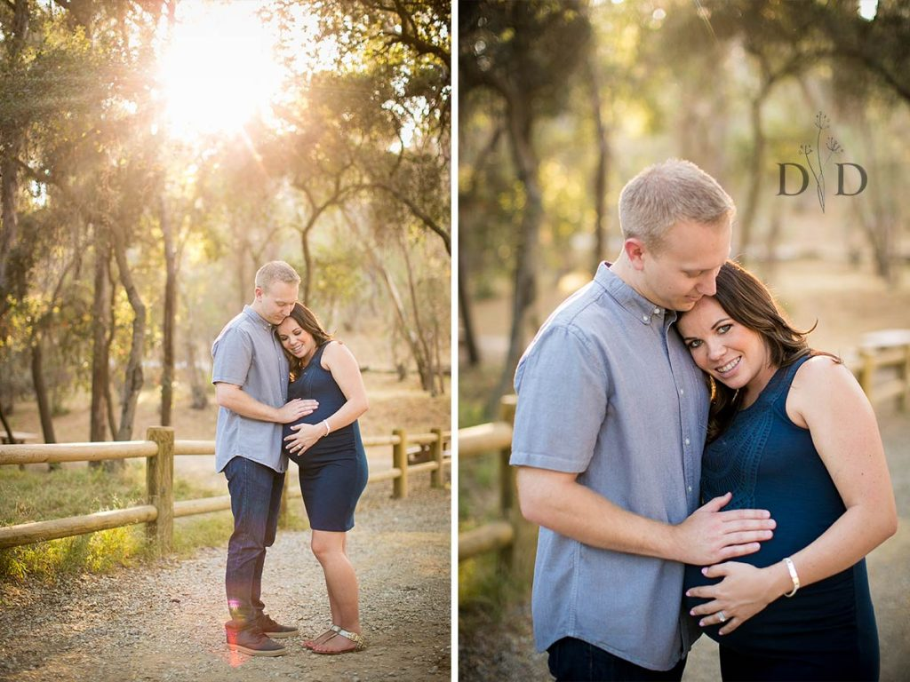 Walnut Creek Park Maternity Photos Covina