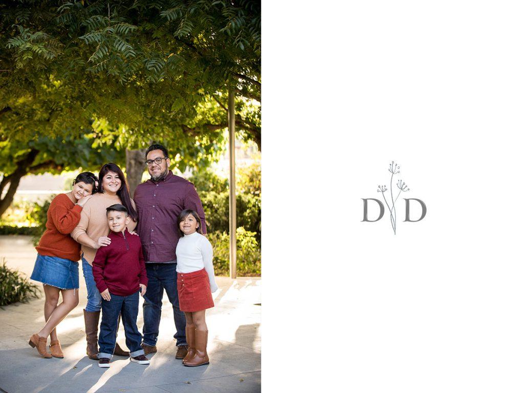 WDCH Garden Family Photos