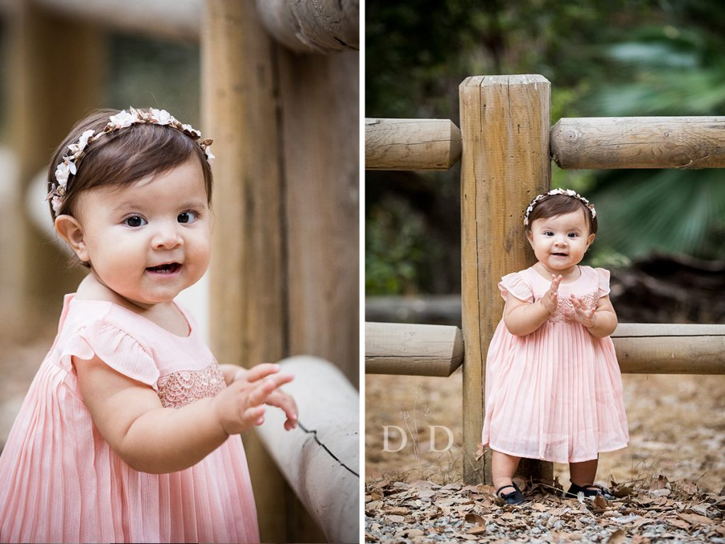 Baby Girl Family Photography