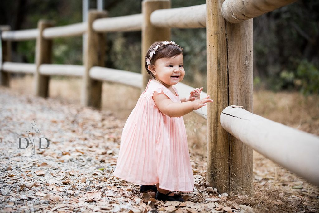Baby Daughter Family Photography