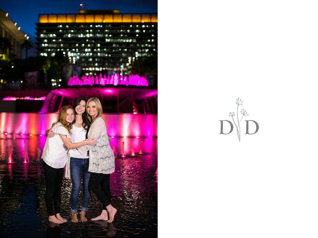 Sisters at Grand Park
