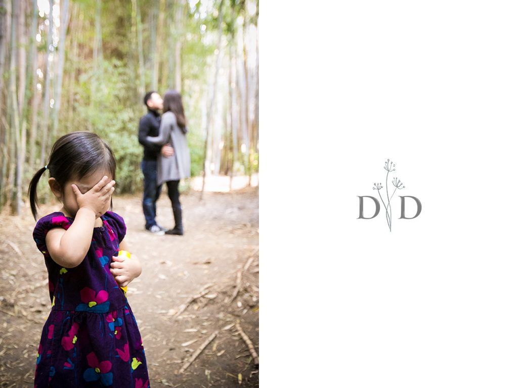 Family Photography in Bamboo Forest