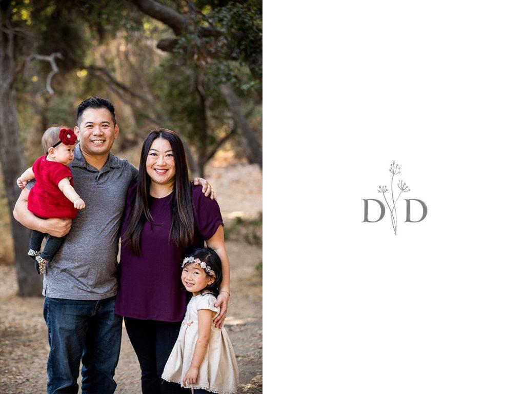 San Dimas Family Portrait
