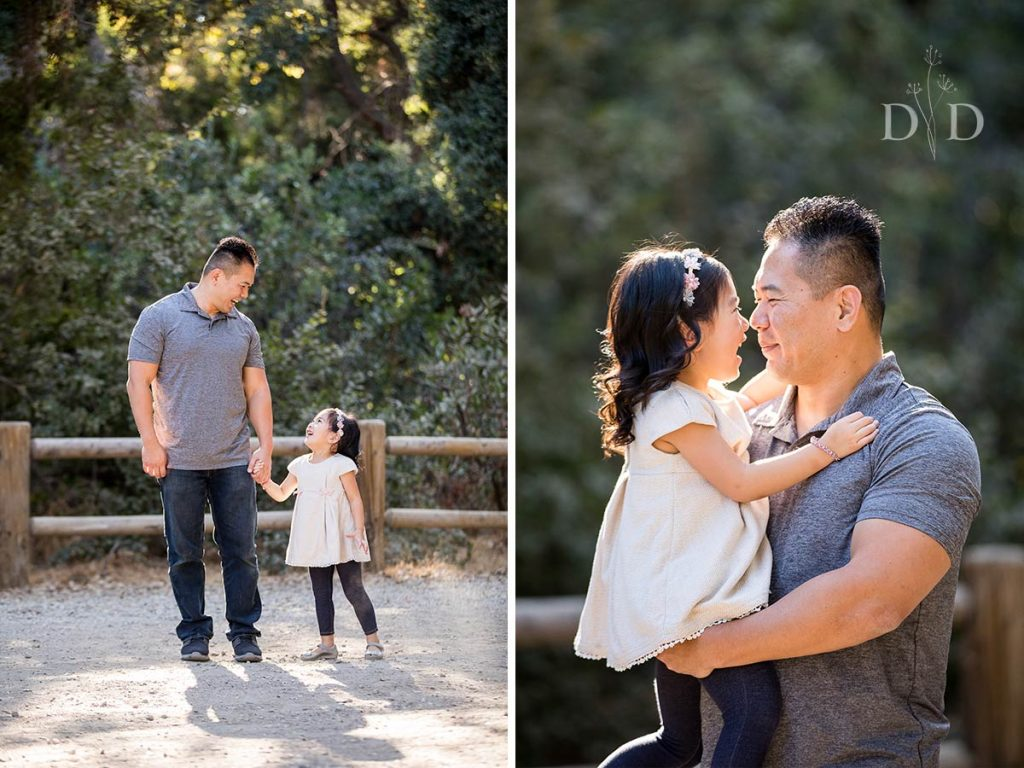 Daddy Daughter Family Photography