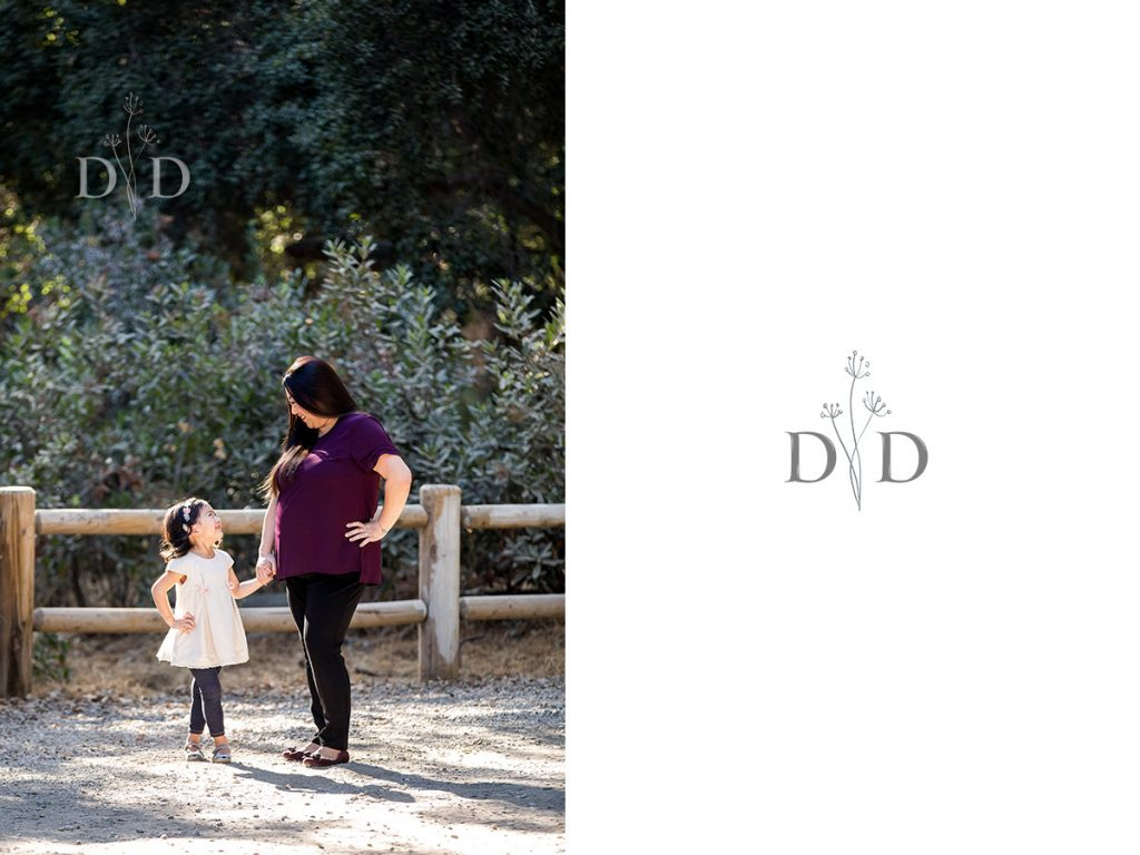 Mom and Daughter Family Photography