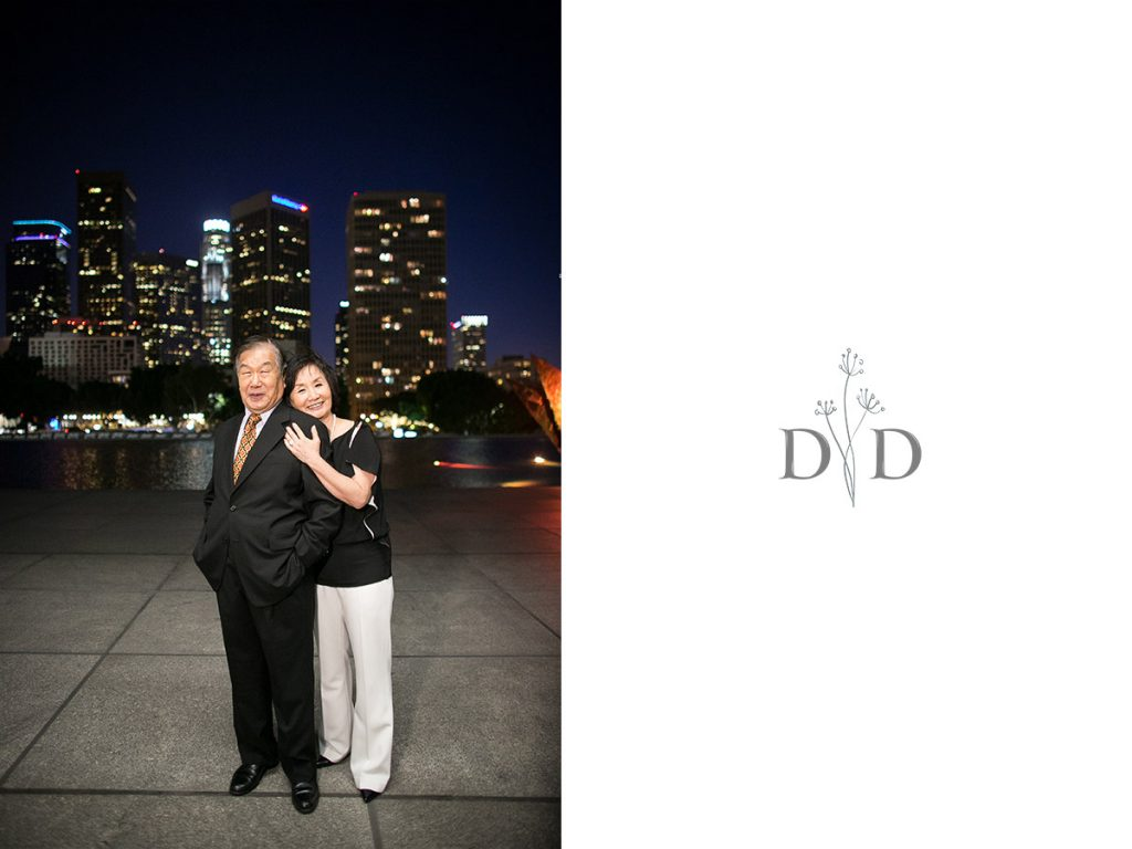 DTLA Family Photography Grandparents