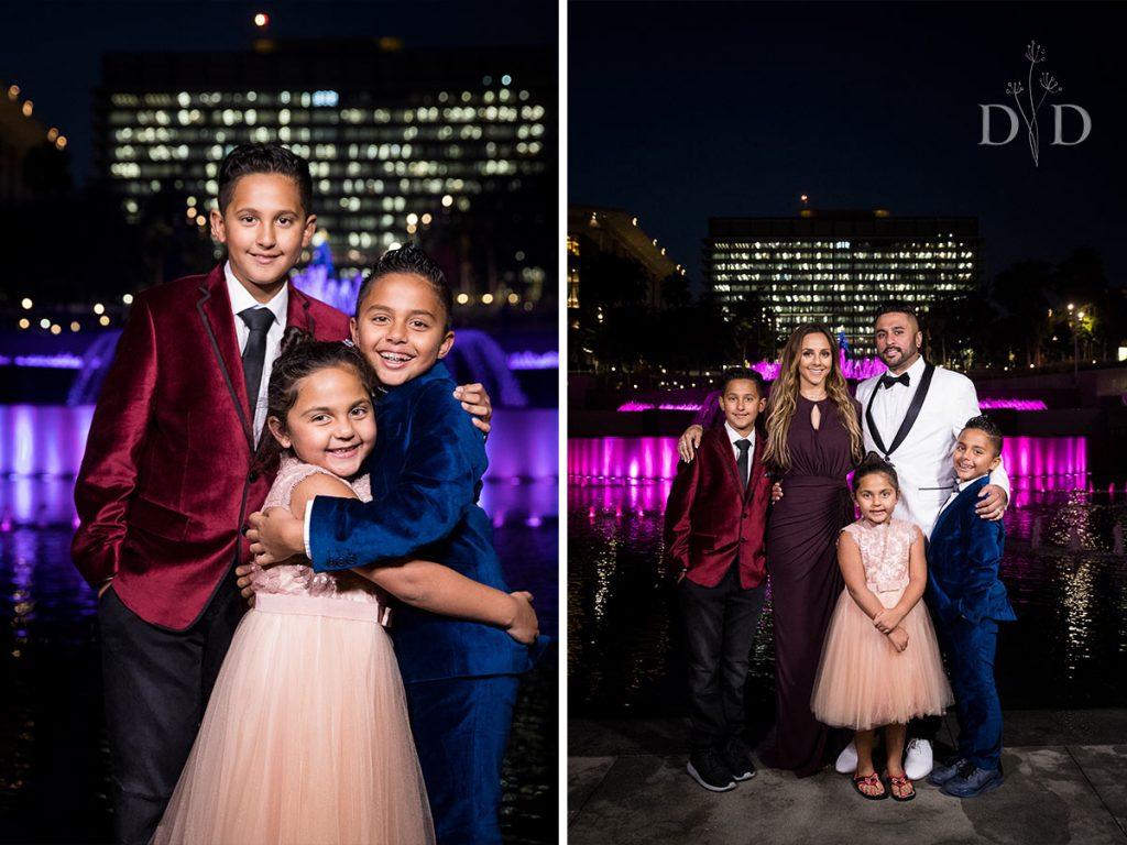Grand Park Family Photos
