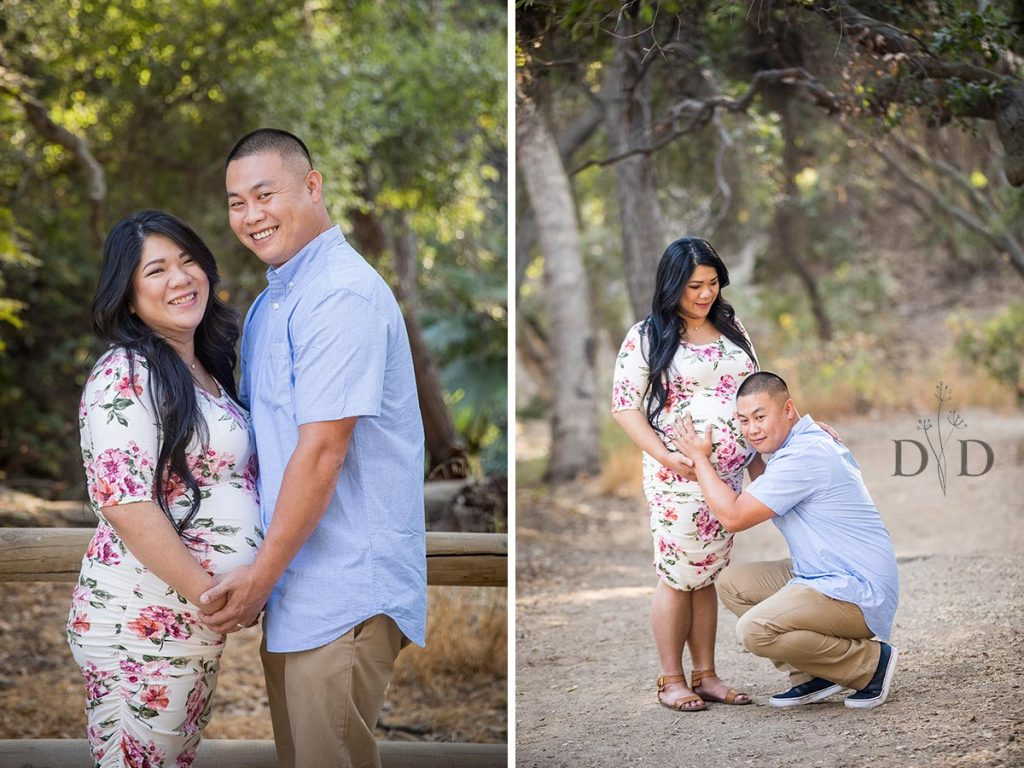 Walnut Creek Park Maternity Photos