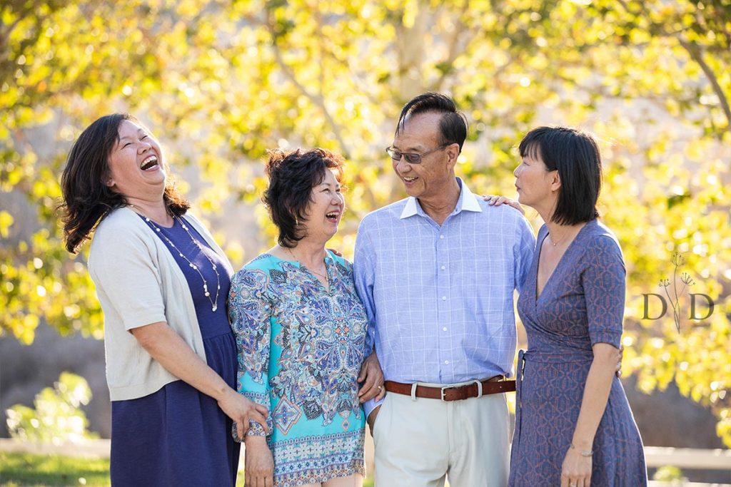 Chino Hills Family Photo