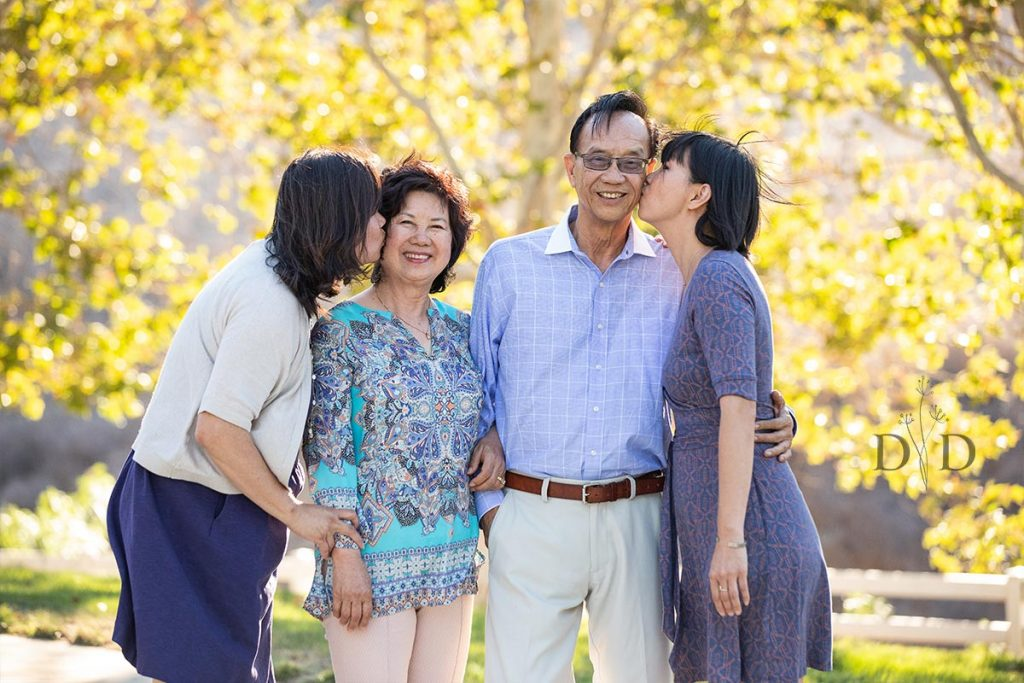 Parents with Two Grown Daughters