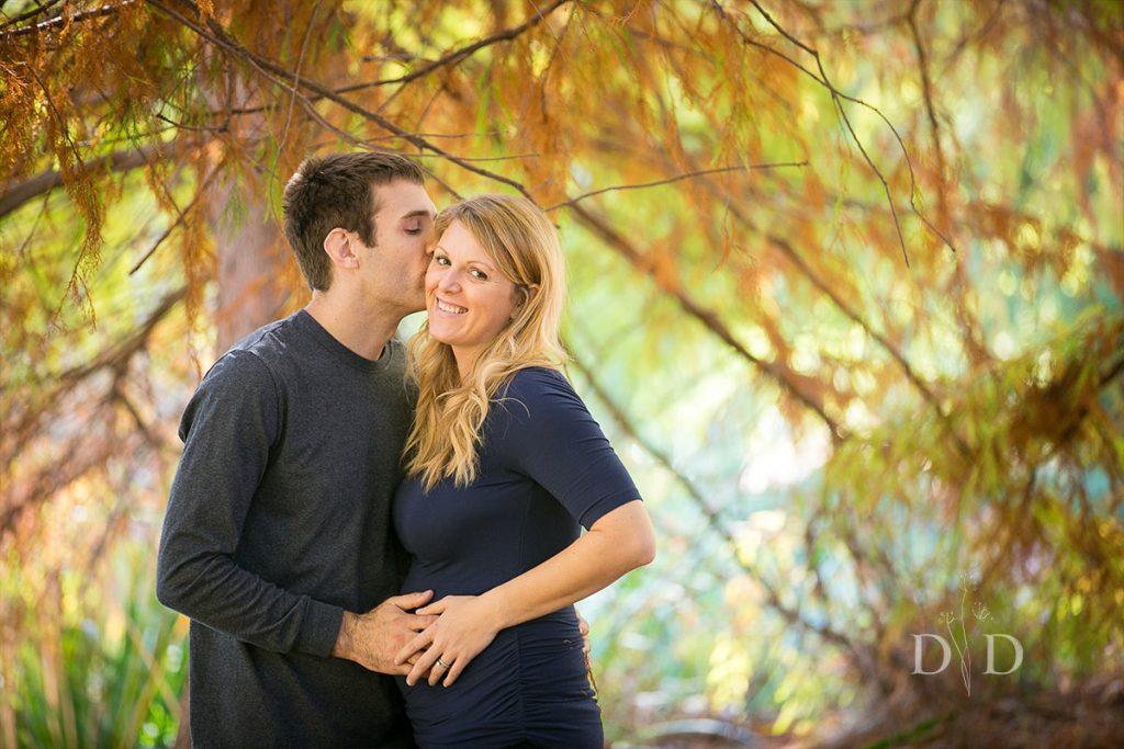 Maternity Photos Fullerton Arboretum