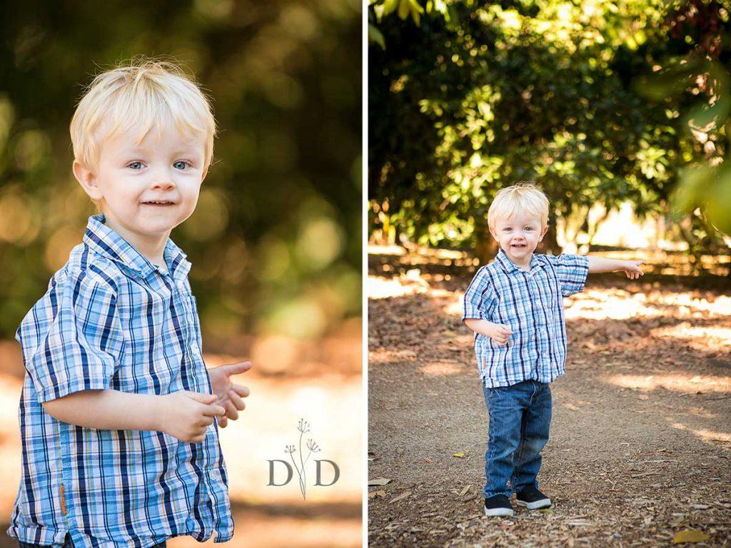 Toddler Son Portrait Photography