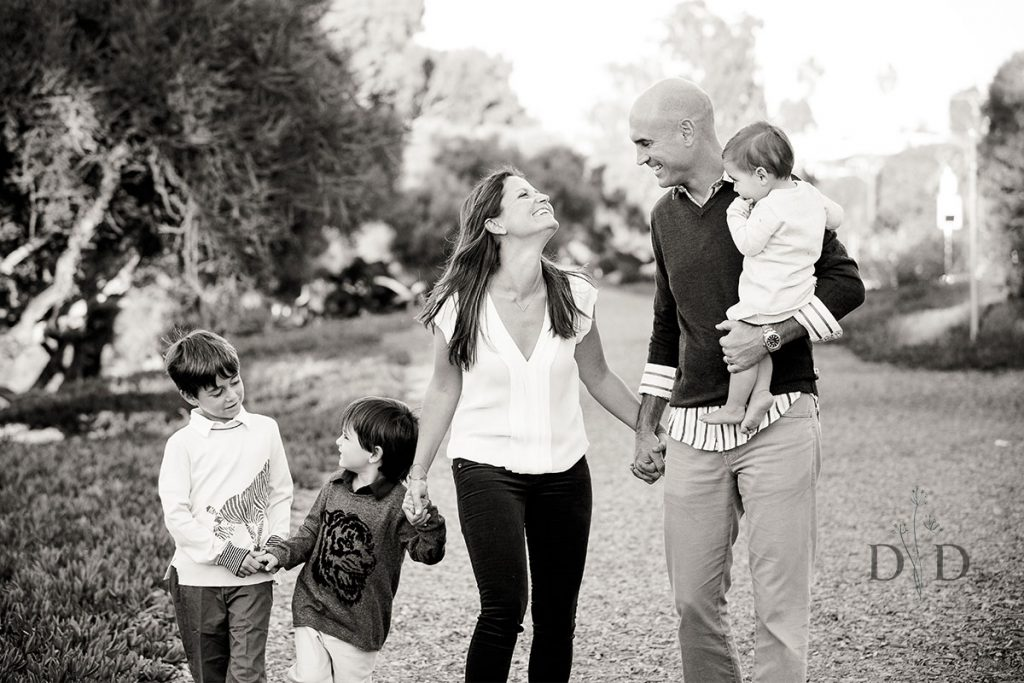 Family Photography with Three Kids
