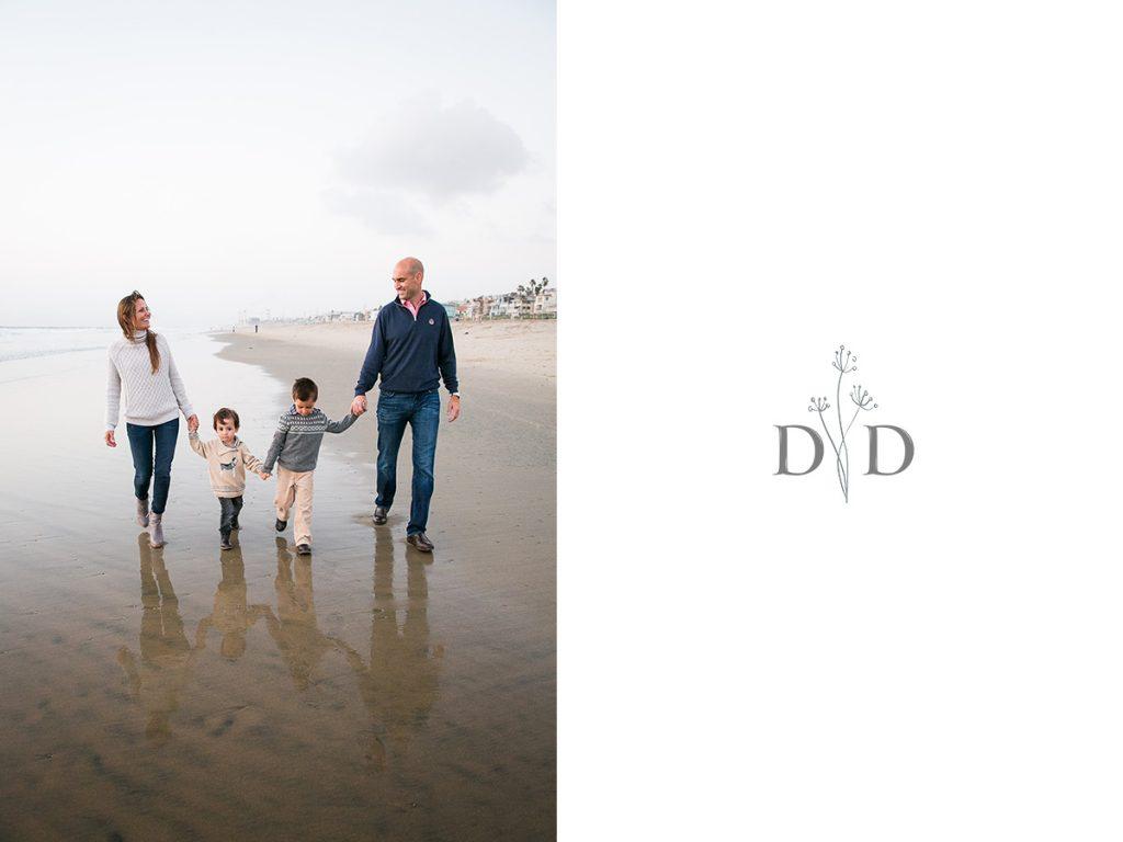 Family Photo Manhattan Beach