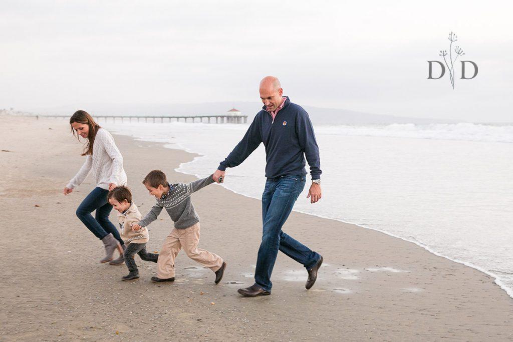 Family Photography Manhattan Beach
