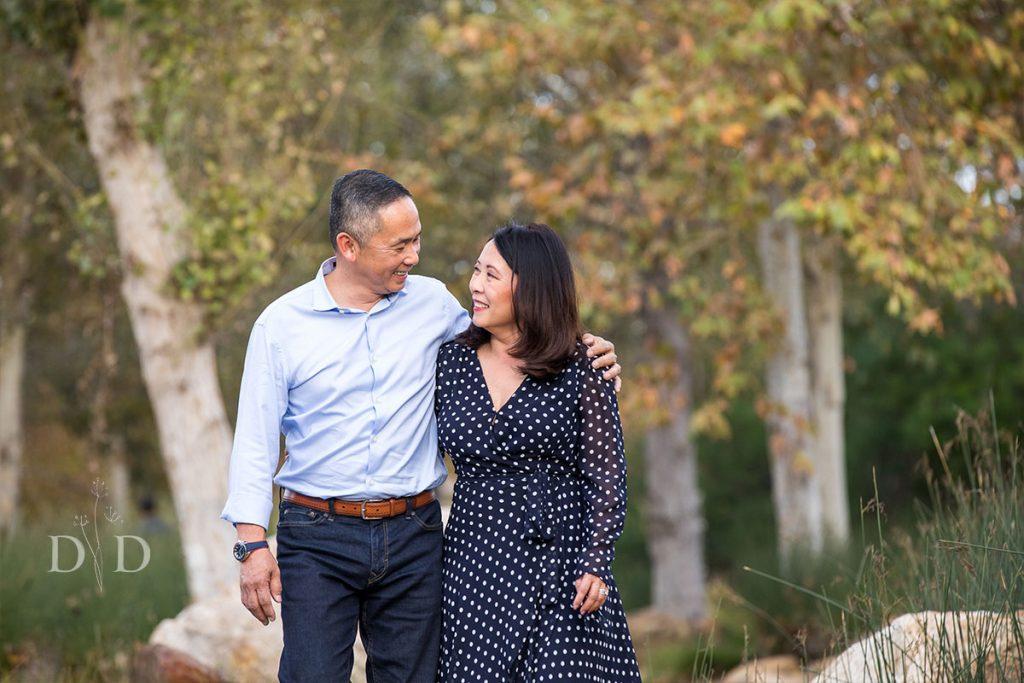 Irvine Family Photography Jeffrey Open Trail