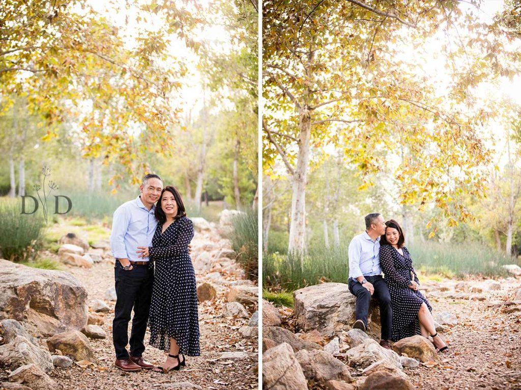 Irvine Family Photography with Parents