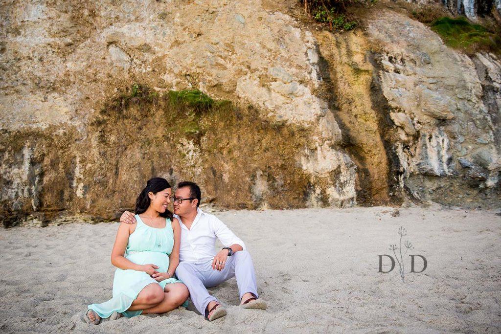 Laguna Beach Pregnancy Photos