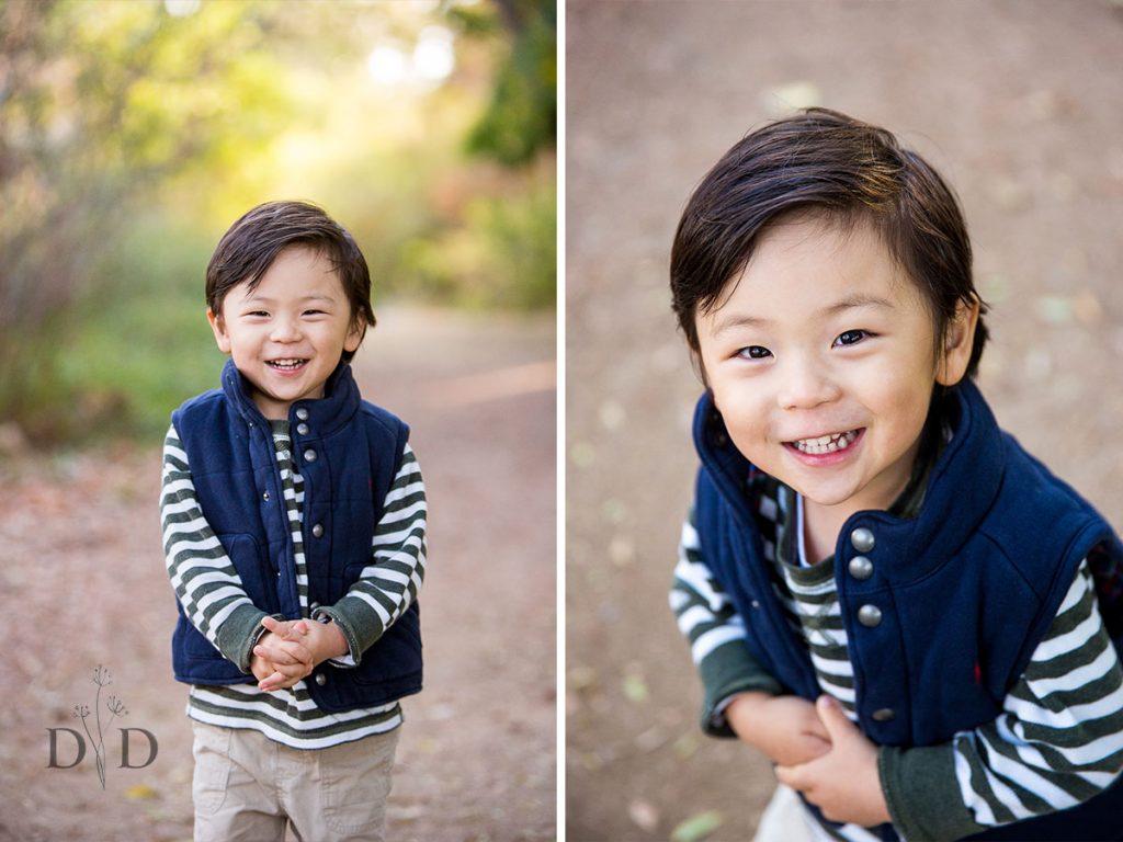 Portraits of Son