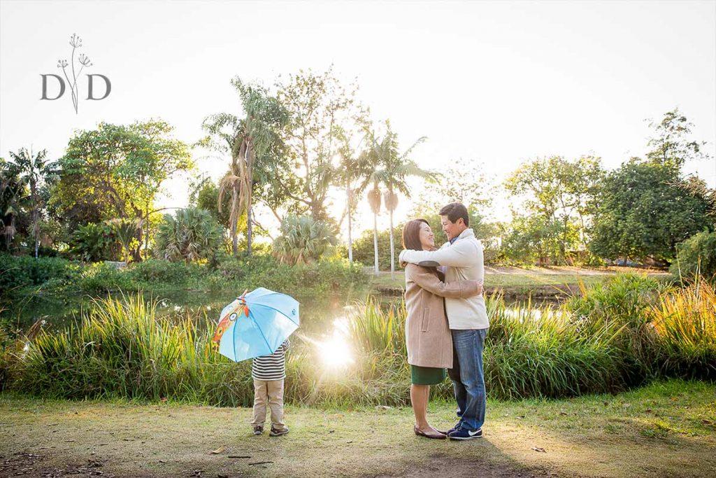 Cute Fullerton Family Photos
