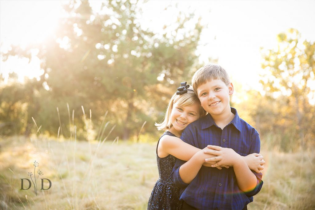 Brother and Sister Family Photography Irvine